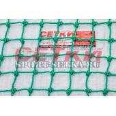 Сетка заградительная, яч. 40*40,  Д 3,1 мм, зеленая