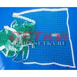 Сетка для большого тенниса, Д 2,6 мм, парашютная стропа 50 мм