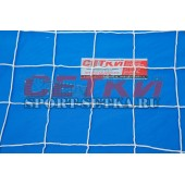 Сетка футбольная, Д 2,2 мм, для ворот универсальных, полотно 12,5 м * 6,5 м