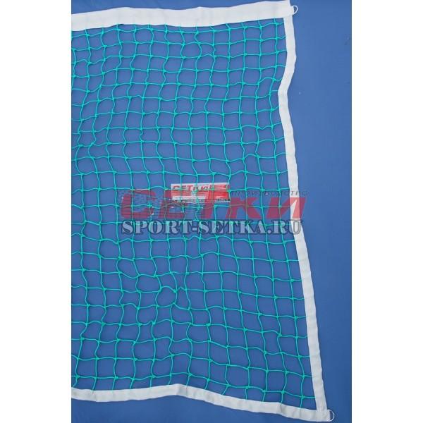 Сетка для большого тенниса, Д 1,8 мм, стропа 50 мм