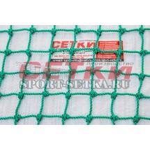 Сетка заградительная, яч. 40*40,  Д 3,5 мм, зеленая