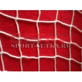 Сетка хоккейная (1,22м*1,83м*0,5м*1,15м),  Д 2,6 мм