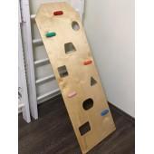 Детский скалодром (2)