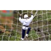 Веревочная сетка в парк (7)